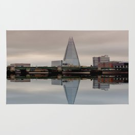 Reflections of the Shard Rug