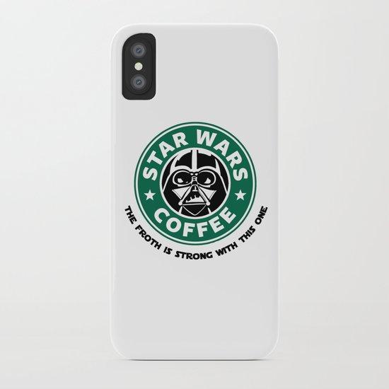 Star Wars Coffee iPhone Case