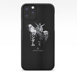 052 Gundam BW iPhone Case