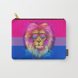 The Bi Lion Pride Carry-All Pouch