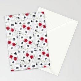 Anemone Print Stationery Cards