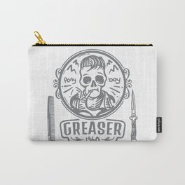 Greaser I Carry-All Pouch