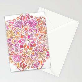 Mandala 09 Stationery Cards