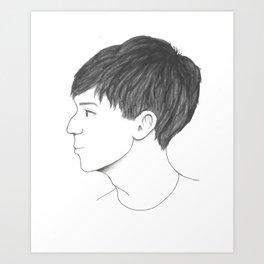 AmazingPhil Art Print