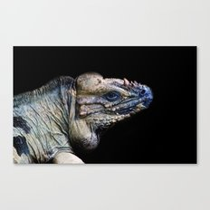 The Lizard King Canvas Print