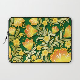 Art Flowers Laptop Sleeve