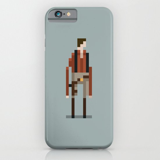 Cap'n Mal iPhone & iPod Case