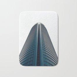 Skyscraper in Madrid Bath Mat