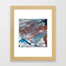 Cosmic Blend Three Framed Art Print