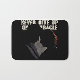 The X-Files - Never Give Up On A Miracle Bath Mat