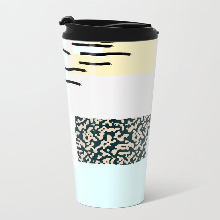 On the wall#4 Travel Mug