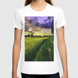 Rapeseed Sunset T-shirt
