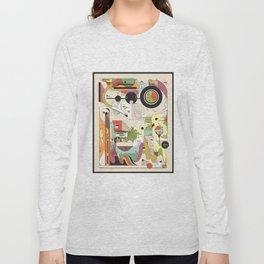 The Cozy Adventure Long Sleeve T-shirt