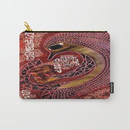 MaMa Dolphin tetkaART Carry-All Pouch