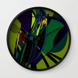 Alternative Realities Wall Clock
