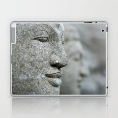 An echo of here and now Laptop & iPad Skin