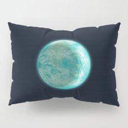 Pale Blue Dot Pillow Sham