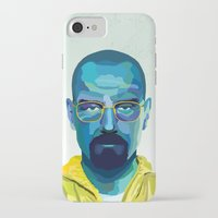 heisenberg iPhone & iPod Cases featuring Heisenberg by Ned & Ems