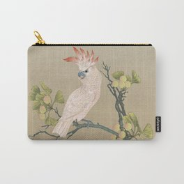 Moluccan Cockatoos Carry-All Pouch