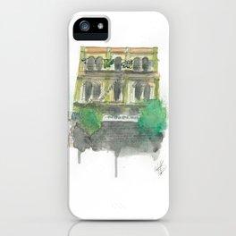 60 Cuba Street iPhone Case
