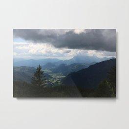 Tyrol region Austria Metal Print