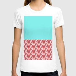 Japanese Pattern T-shirt