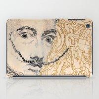 dali iPad Cases featuring Dali by Gribouilliz