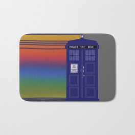 13th Doctor Bath Mat