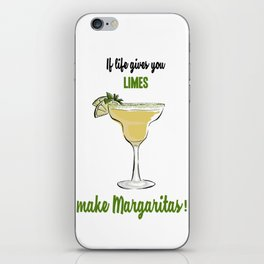 Margaritas iPhone Skin