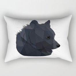 Schipperke Rectangular Pillow