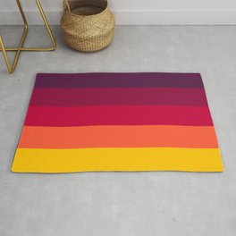 California Sunset - Favourite Palettes Series Rug