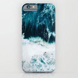 Ocean Blues II iPhone Case