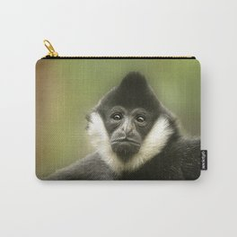 Colobus Monkey Carry-All Pouch