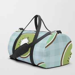 Kiwi summer fruit Duffle Bag