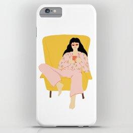 Pyjama Sunday iPhone Case
