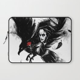 It can't rain all the time Laptop Sleeve
