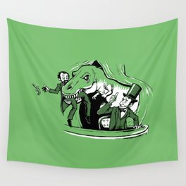 Lincoln Rex Wall Tapestry