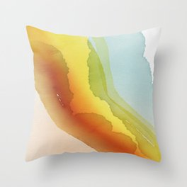 Coyoacan by A.Talese Throw Pillow