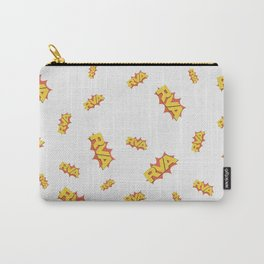 Rva Logo   ' Comic 1 Style ' Carry-All Pouch