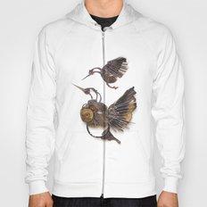 Rad's Hummingbirds Hoody