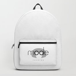 Edna Mode Fashion (logo big) Backpack