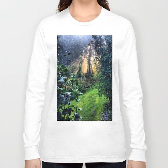 Magic Morning Sunlight Long Sleeve T-shirt