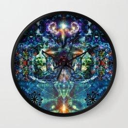 Mystery & Divinity Wall Clock