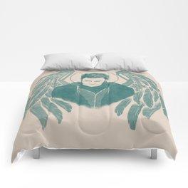 Gadreel creme Comforters