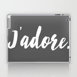 j'adore Laptop & iPad Skin