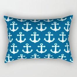 Anchors away! Rectangular Pillow
