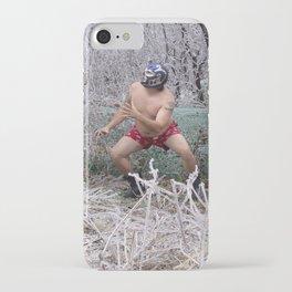 El Chicharron vs. The Ice iPhone Case
