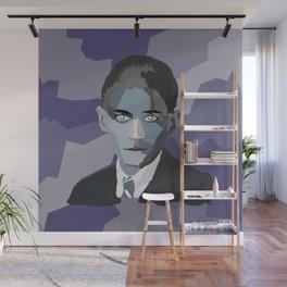 Franz Kafka Wall Mural