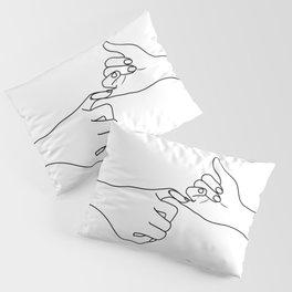 Pinky Perks Pillow Sham