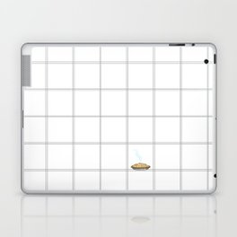 Pie Cooling on the Windowpane Pattern Laptop & iPad Skin